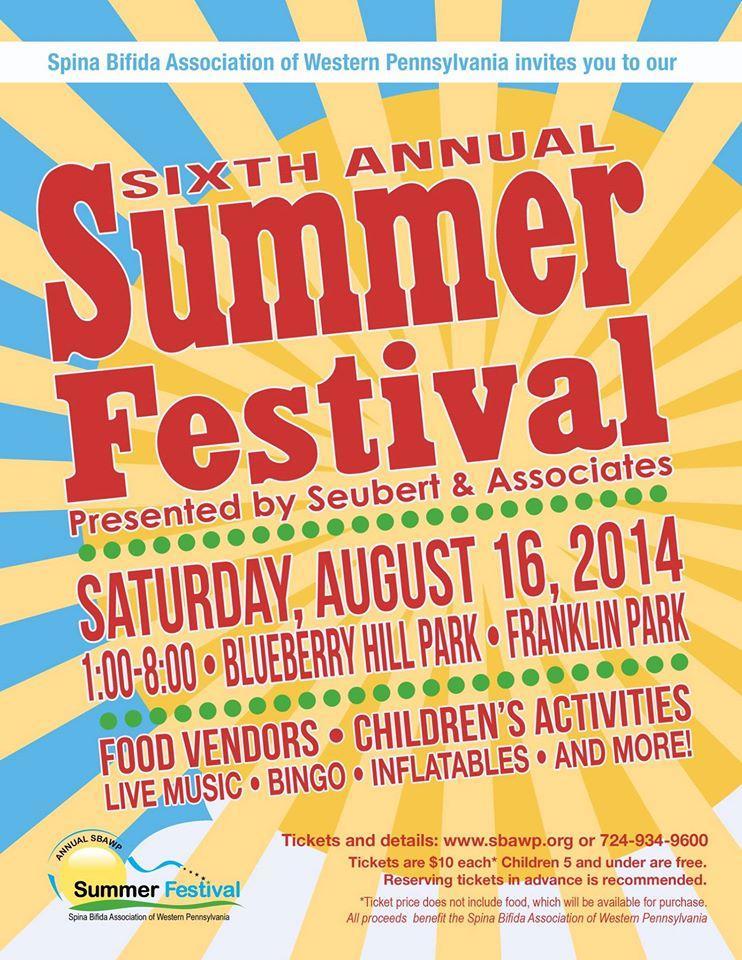 Spina Bifida Summer Fest